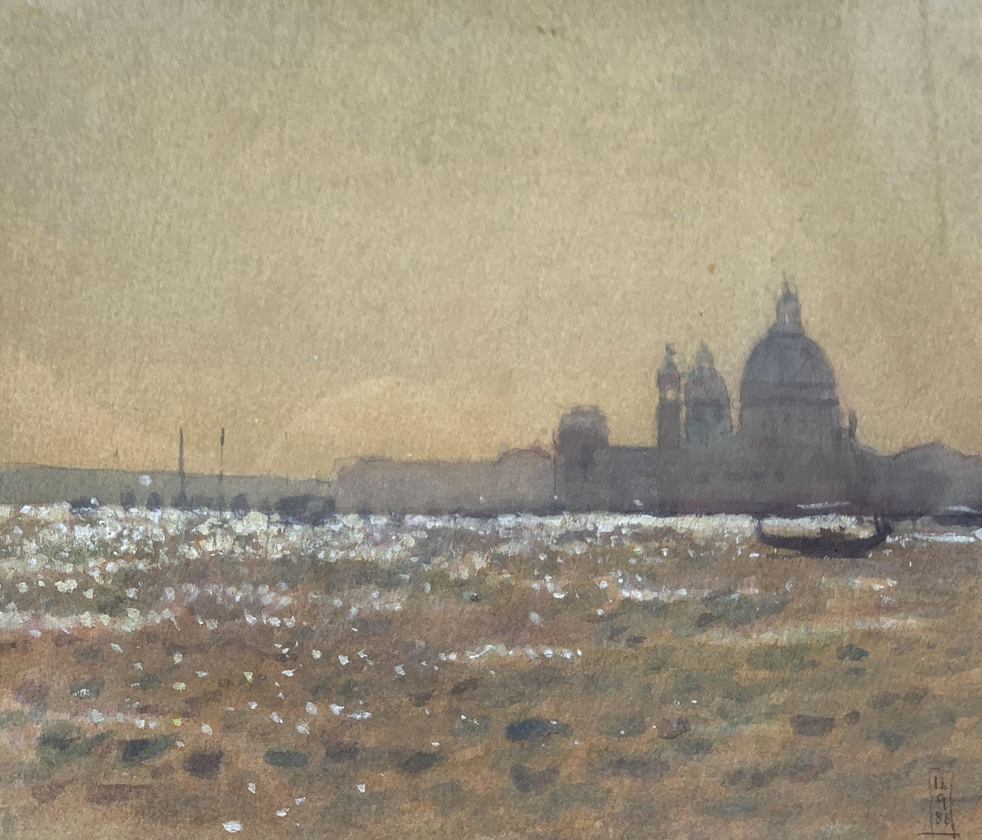 Bright Morning – Santa Maria della Salute Venice
