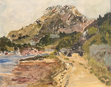 The Mountain by Edwin Smith at Granta Fine Art of Cambridge