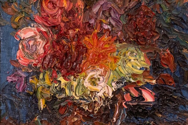 Bouquet by Michael Strang at Granta Fine Art