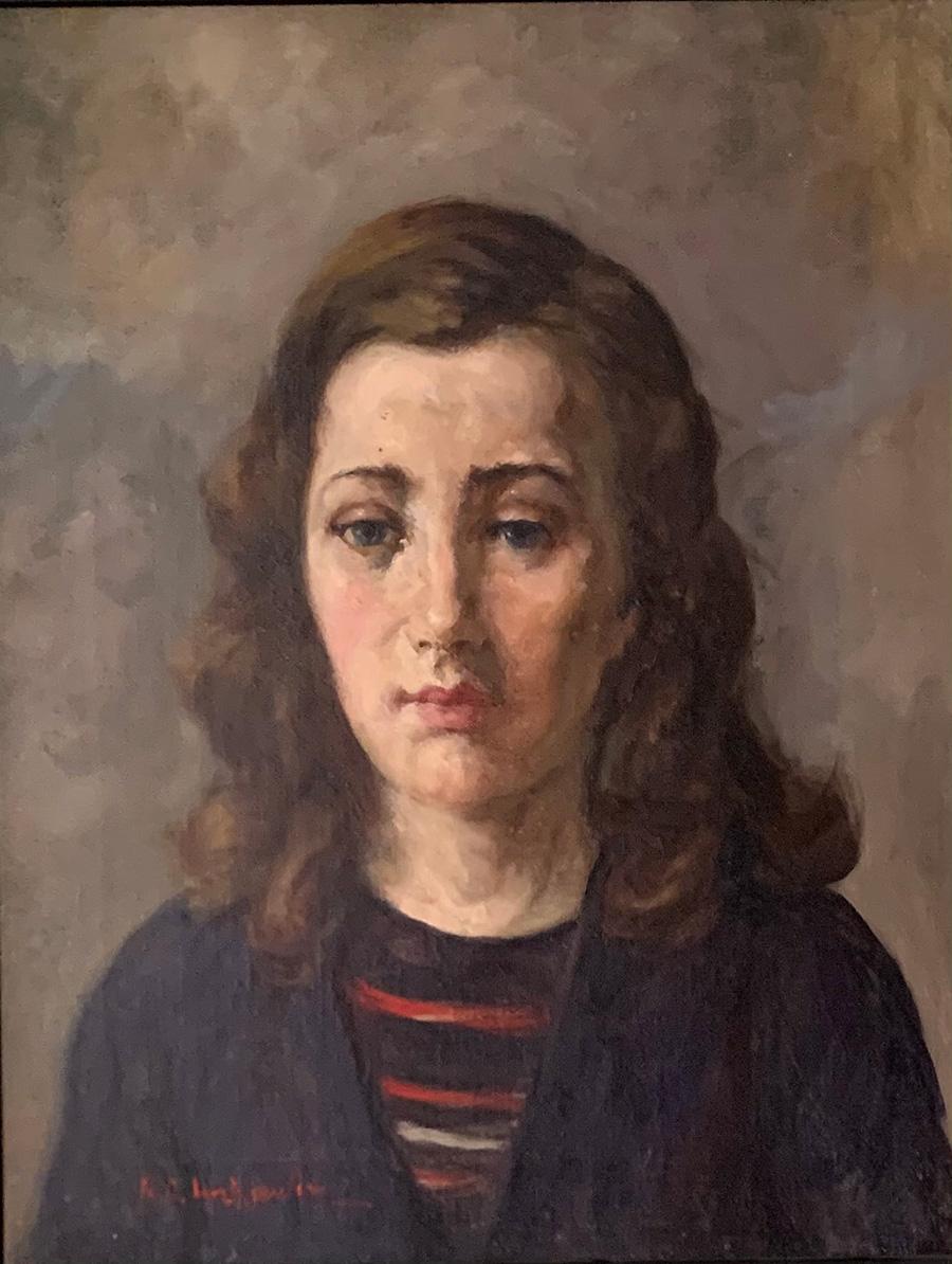 Portrait of Angela