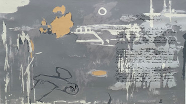 Notes for a Cello by Mary Potter at Granta Fine Art