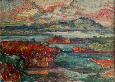 Towards the Lizard by Elliott Seabrooke