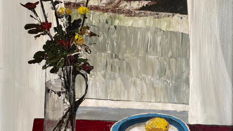The Letter by Brian Shields (Braaq) at Granta Fine Art